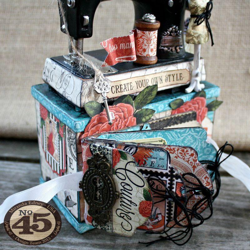 Couture-Altered-Sewing-Machine-and-Mini-Album-Graphic-45-Miranda-Edney-3-of-8