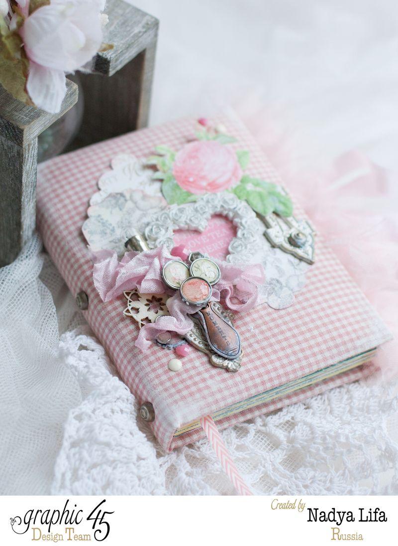 Botanical Tea notebook3