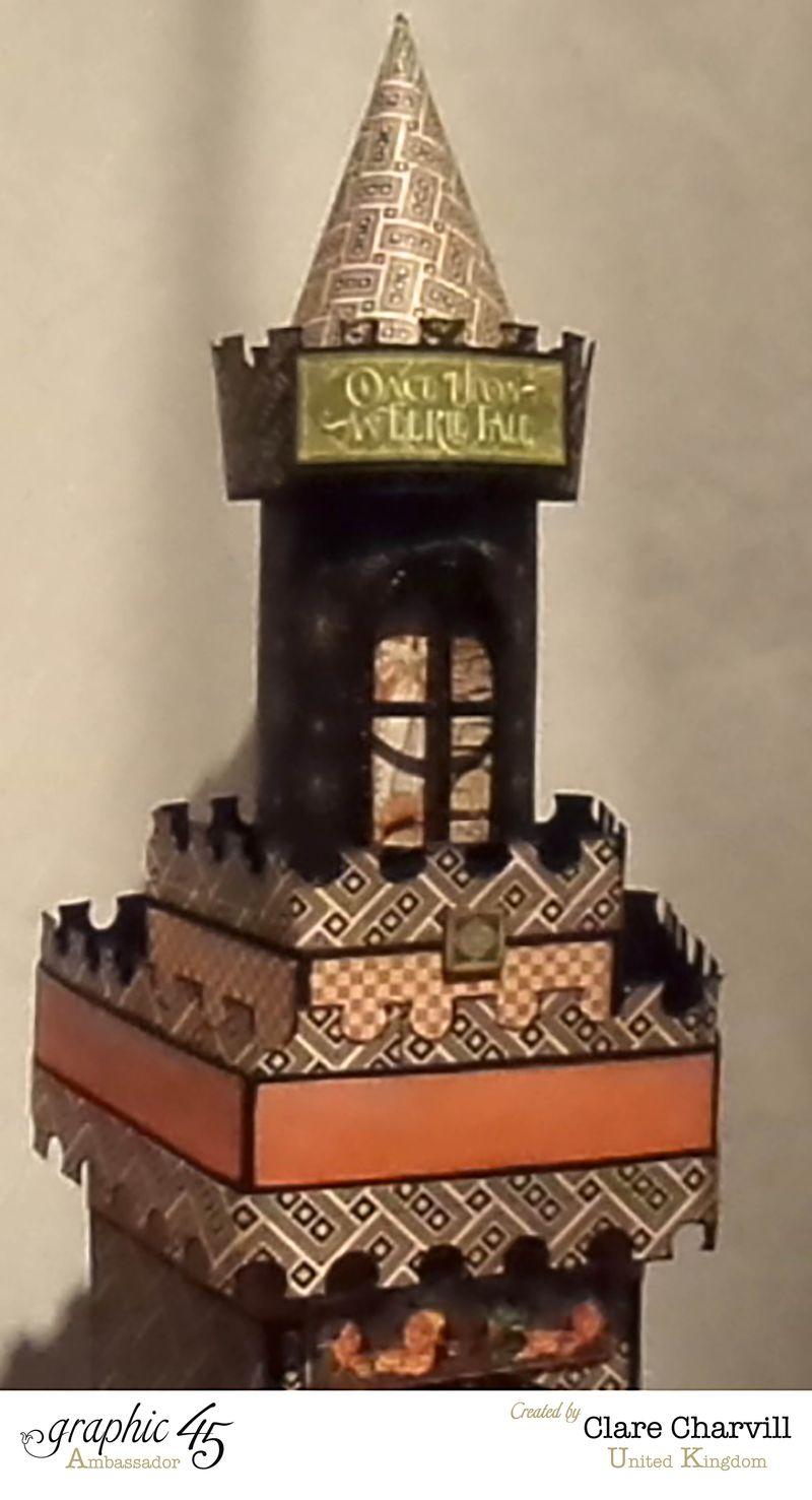 An Enchanted Tower 2 Clare Charvill Ambassador UK