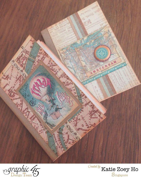 Back to School Mini Notebooks