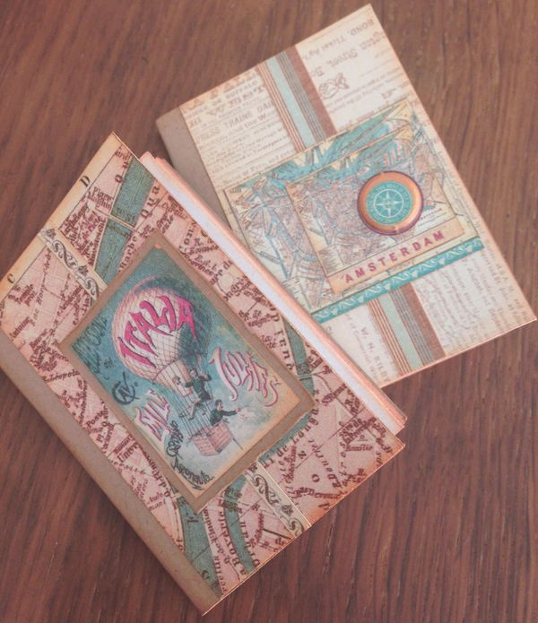 Back to School Mini Notebook Tutorial_CollageV1