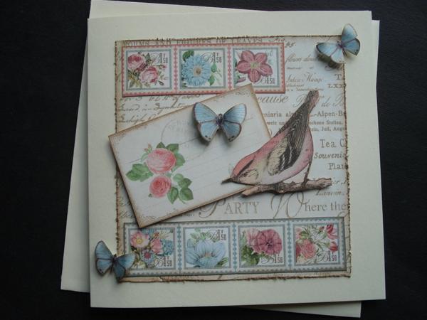 BotanicalTeacardsusanzcards