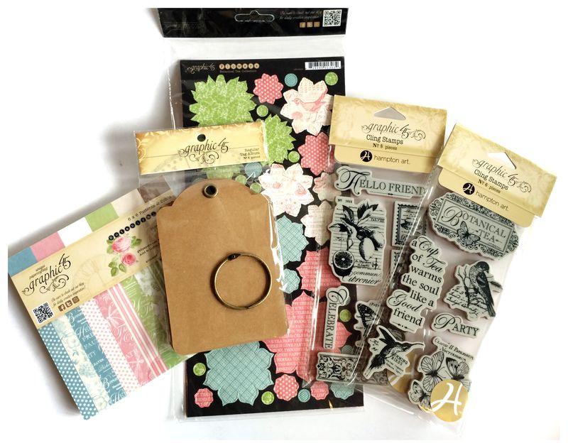 Botanical Tea Prize - BLOG WCMD