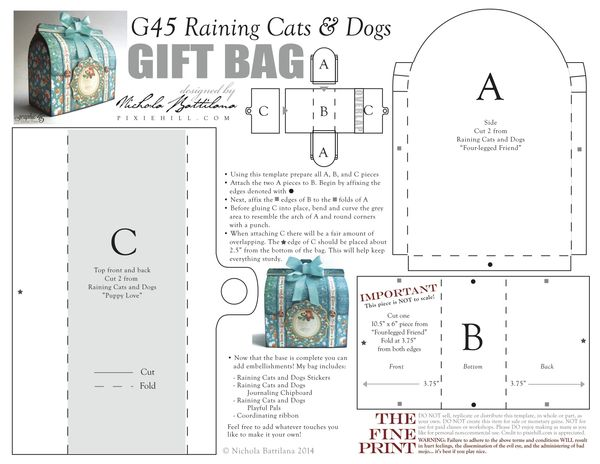 Graphic45_NBattilana_CatsandDogs_TEMPLATE_bag