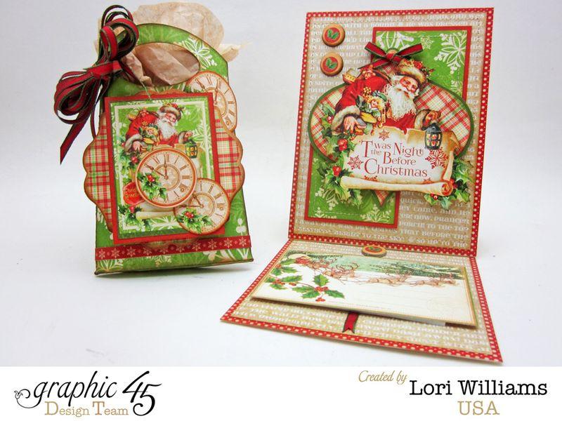 Bag and Card Graphic 45 Lori Williams