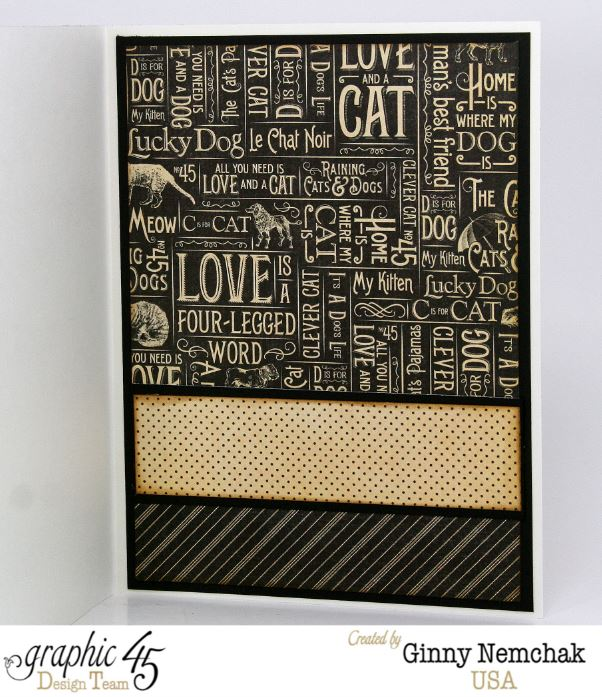 Love is a 4 Legged Word Card 2