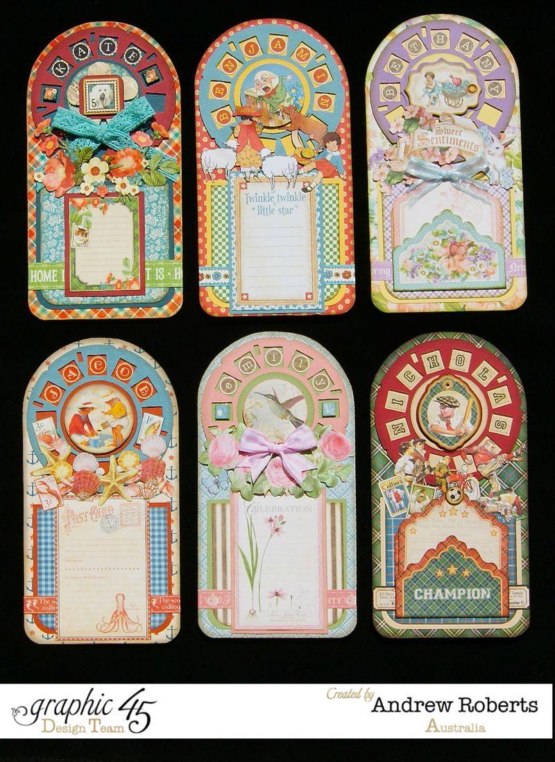Colour wheel tags 6
