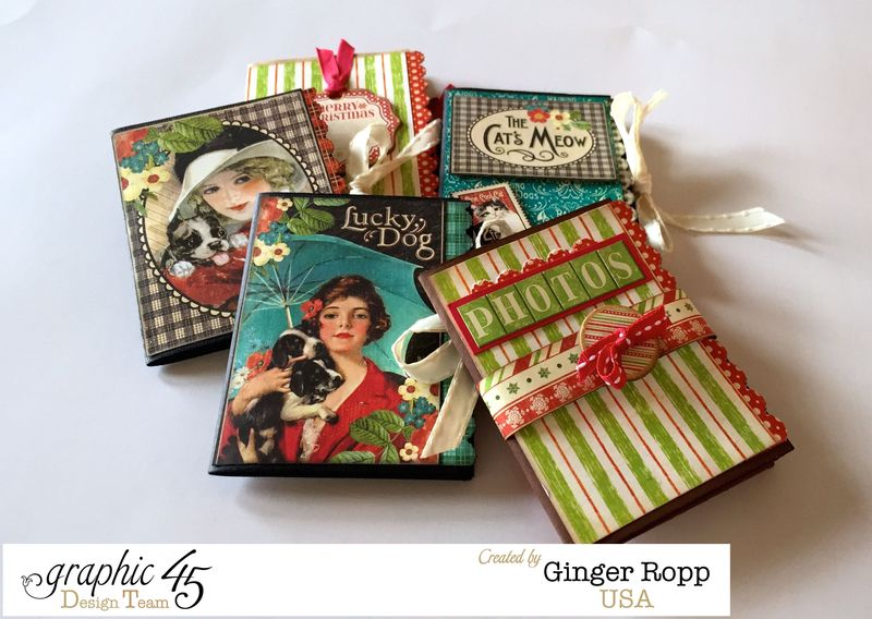 G45 Easy Instagram Mini Book Collection