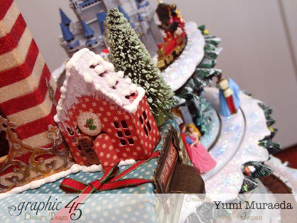 Yuyu3christmaskeyholderhouse1