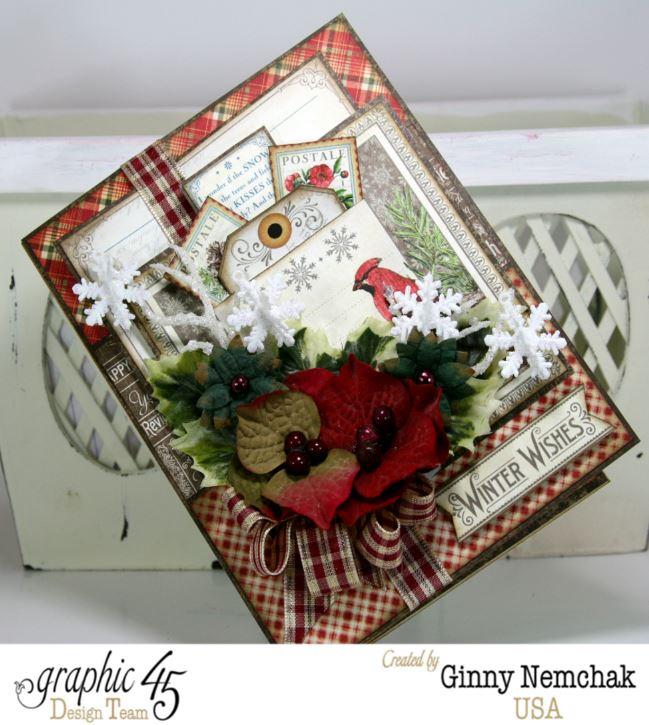 Time to Flourish Christmas Card 5