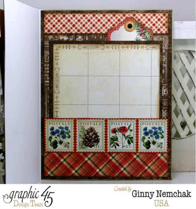 Time to Flourish Christmas Card 4