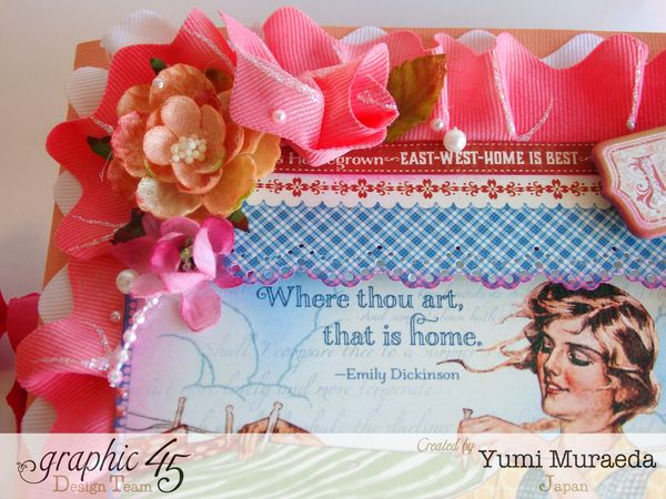 Home Sweet Home Love you mom Valentine card1