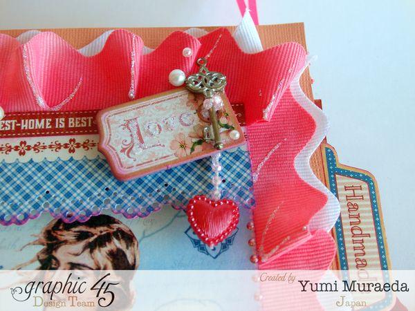 Home Sweet Home Love you mom Valentine card1