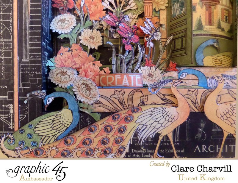 Artisan Style Frame 13 Clare Charvill Graphic 45