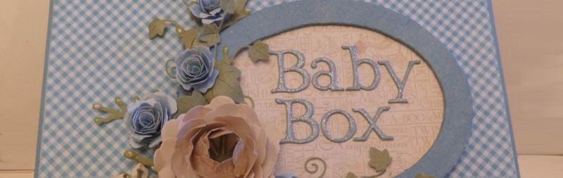 Precious Memories Baby Box 1 Clare Charvill Graphic 45