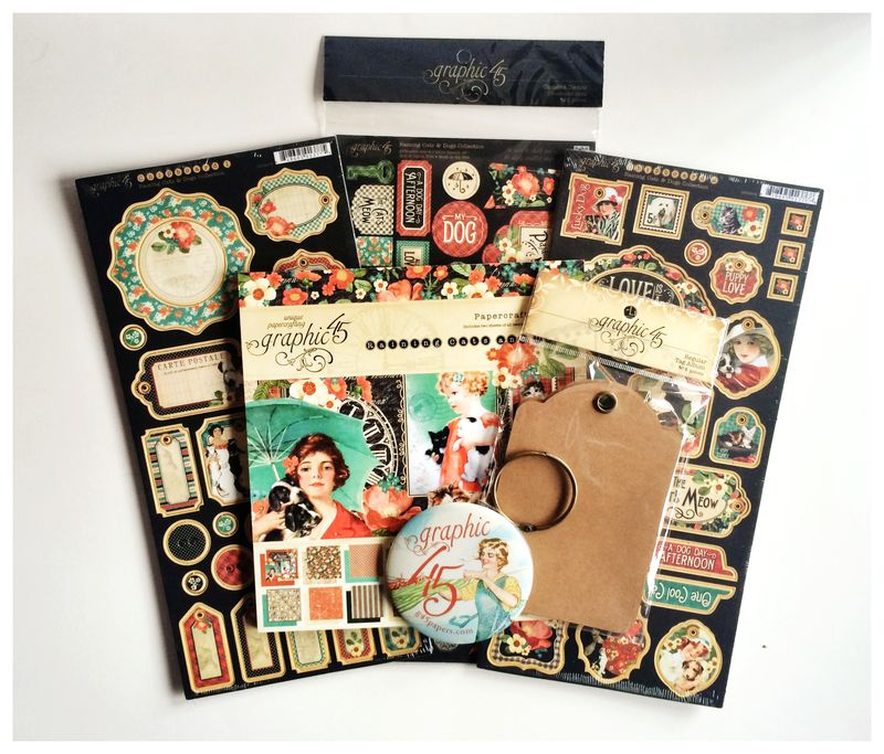 Raining Cats & Dogs $35 Prize Pack - 1