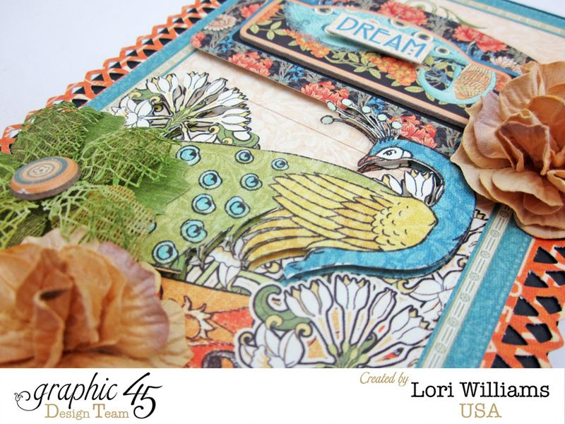 Step Card, Artisans Style, by Lori Williams, Product by Graphic45, photo 4