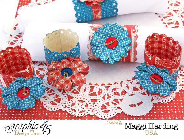 Table Decor, Home Sweet Home, Maggi Harding, Graphic 45 (1)