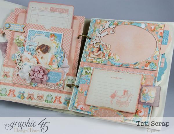 Tati, Album, Precious Memories, Graphic 45