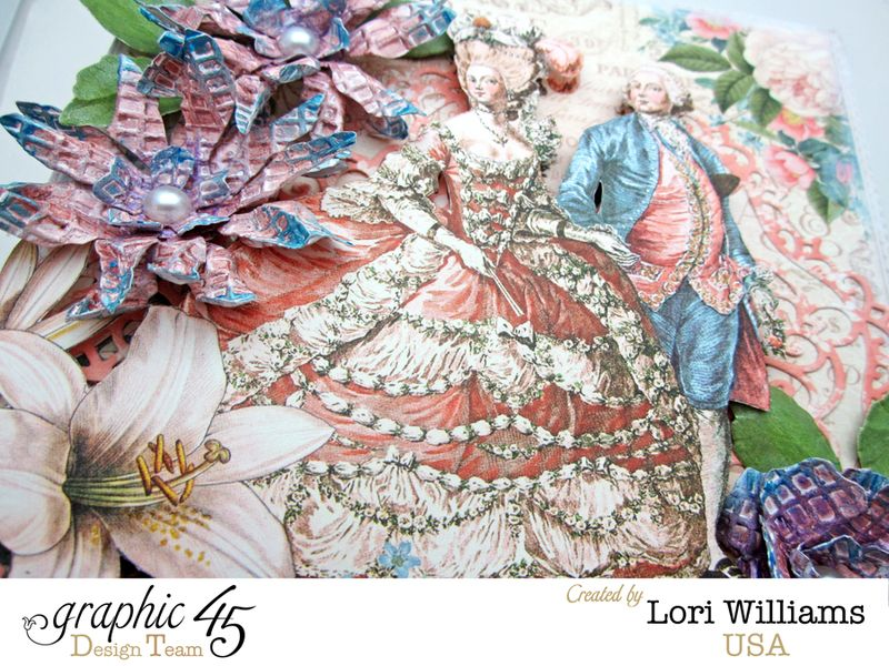 Box with Gilded Lily by Lori Williams Product Graphic 45 photo 3