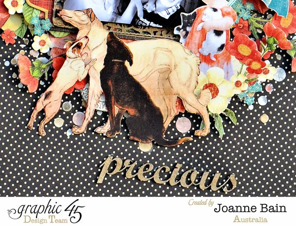 Joanne-Bain_Raining-Cats-And-Dogs_Faber-Castell_Layout