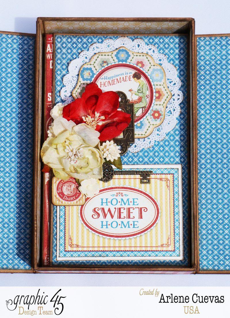 Altered Box and Album_HomeSweetHome_ArleneCuevas_Graphic45_Photo10