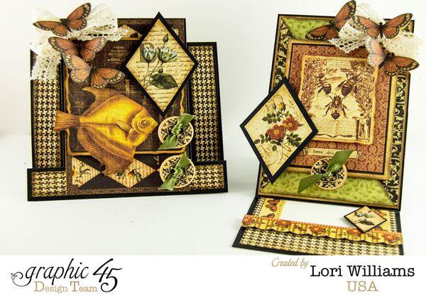 Step Card Set_ Botancial_ by Lori Williams