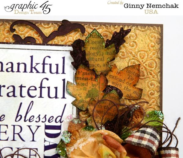 Thankful and grateful card 3