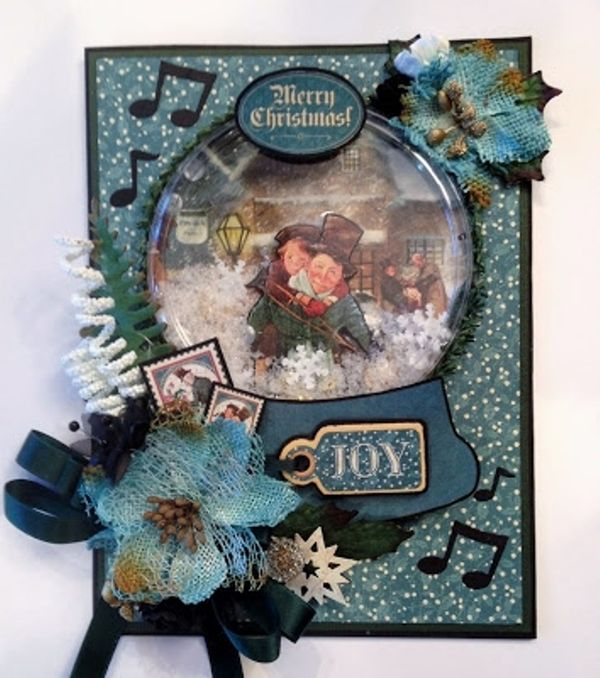 RECYCLE-CHRISTMAS-SHAKER-SNOW  GLOBE-CARD-TUTORIAL-HOW TO-MAKE-GRAPHIC 45-A CHRISTMAS CAROL-DIY-CRAFT-IDEA-ANNESPAPERCREATIONS-EASY-2015-MAKING-PAPER-NEW-SCRAPBOOKING-FREE-SCRAPBOOK-LID-PLASTIC-ANNE ROSTAD- 2