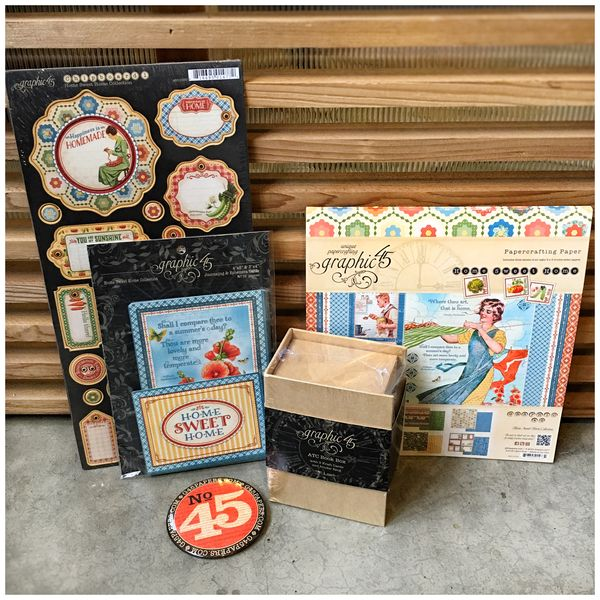 Home Sweet Home $28 Prize Pack