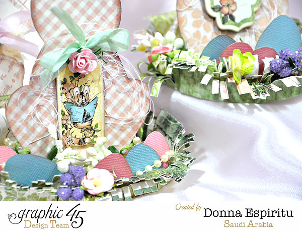 Easter-bunny-decorations,-Once Upon A Springtime,by-Donna-Espiritu,Product-by-Graphic-45-01e