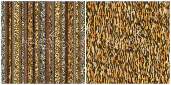 8 - Exotic Patterns from Safari Adventure, a new collection from Graphic 45 #sneakpeeks