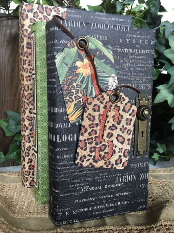 Safari Adventure projects from Diane's Workshop #graphic45 #sneakpeeks