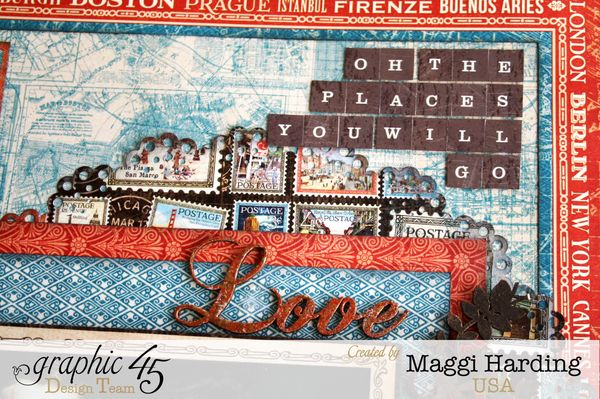 Layout, City Scapes, Maggi Harding, Graphic 45 (1)