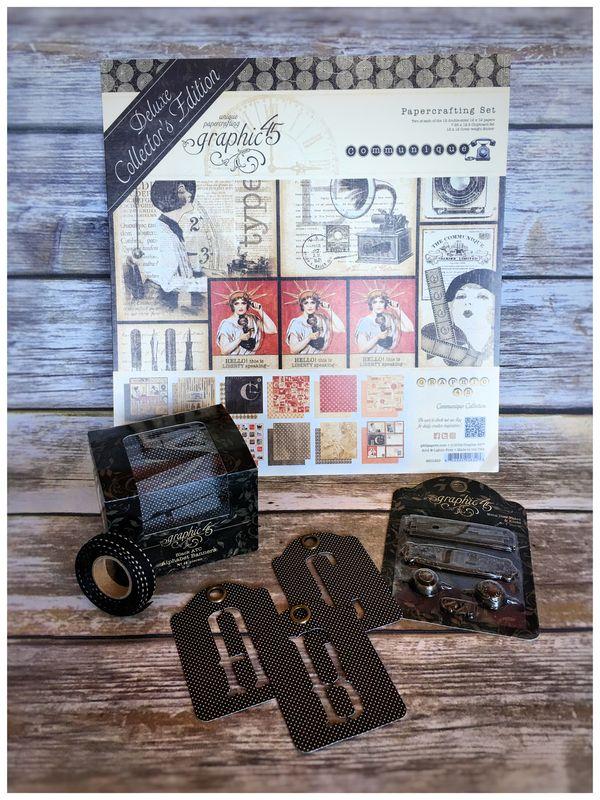 $60 Communique Prize Pack - 1
