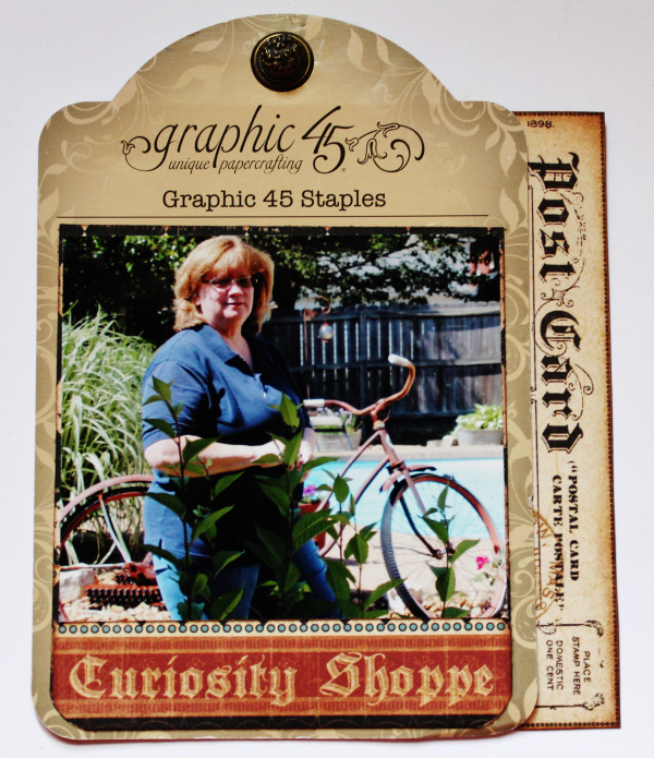 Olde Curiosity Shoppe P is for Pam by Pam Bray photo 6
