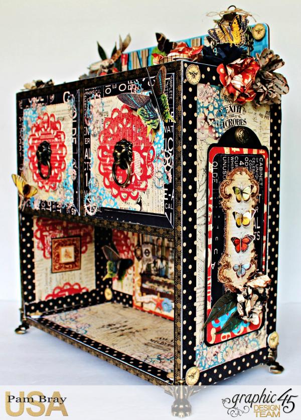 DIY Olde Curiosity Shoppe Cabinet 1