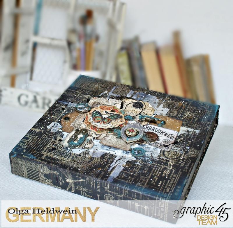 July assigments Steampunk Buterfly Box  Olga Heldwein2