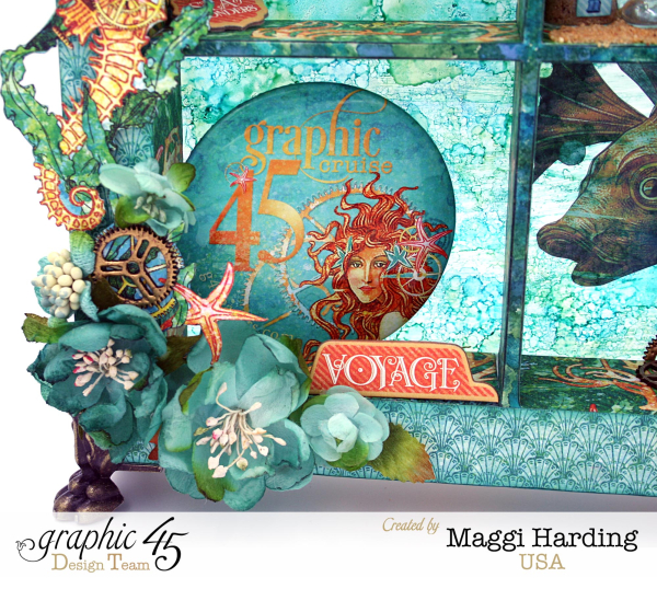 Shadowbox, Voyage Beneath the Sea, Maggi Harding, Graphic 45 (1)