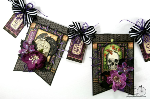 Delightfully_Sweet_Halloween_Banner_G45_Polly's_Paper_Studio_Ginny_Nemchak_Rare_Oddities_02