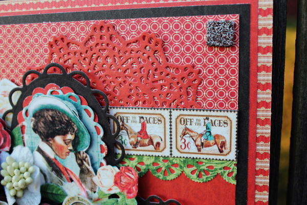 Off To The Races Cards of Encouragement with Scrapbook Adhesive by Pam Bray - Tutorial -Photo 7_1692