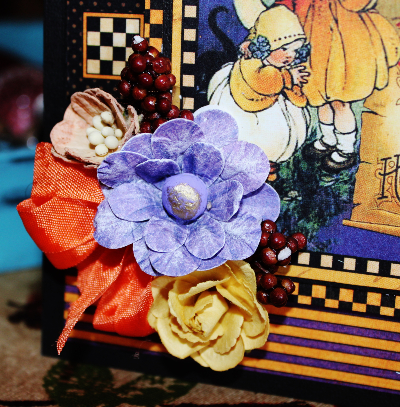 Graphic 45 Happy Haunting Pop Up Card and Box Tutorial - Pam Bray - Photo 11_1467