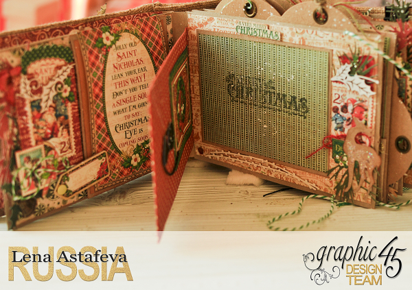 December Daily- St.Nicholas-by Len Astafeva-products Graphic 45 -55