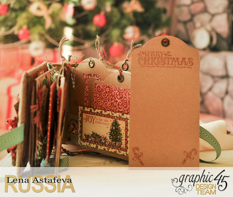 December Daily- St.Nicholas-by Len Astafeva-products Graphic 45 -62