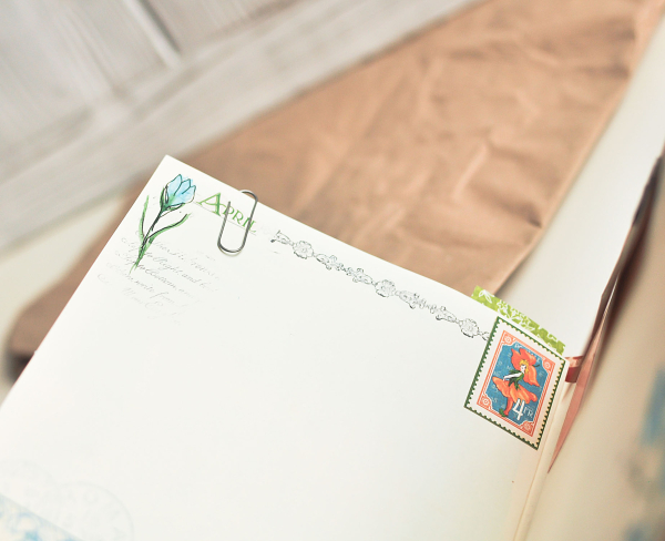 Planner - Children's Hour- Lena Astafeva-products by Graphic 45-29