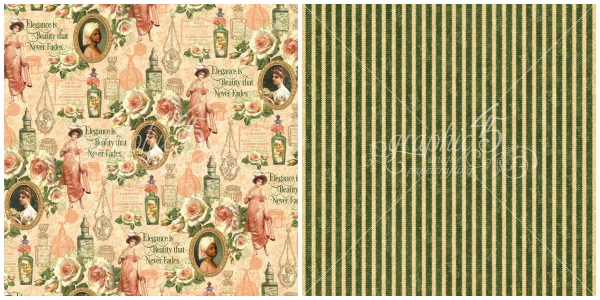 4 - Catherine, a page from Portrait of a Lady,  a new collection from Graphic 45!