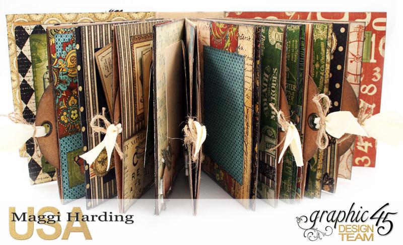 Sq Mini, Olde Curiosity Shoppe, Maggi Harding, Graphic 45 (3)