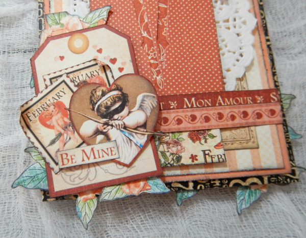 LOVE Mini Album, Cafe Parisian-Children's Hour & Place In Time DCE, By Katelyn Grosart, Product By Graphic 45, Photo 11
