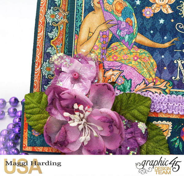 Card  Midnight Mawquerade  Maggi Harding  Graphic 45 (2)