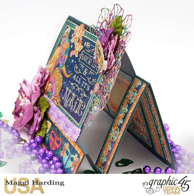 Card  Midnight Mawquerade  Maggi Harding  Graphic 45 (4)